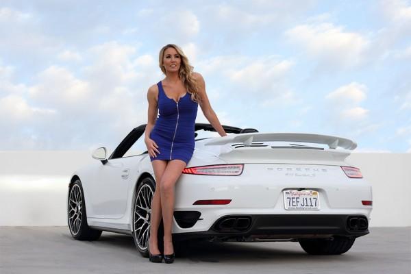 911 cabrio blue angel 2 600x400 at Weekend Eye Candy: Porsche 911 Cabrio & a Blue Angel