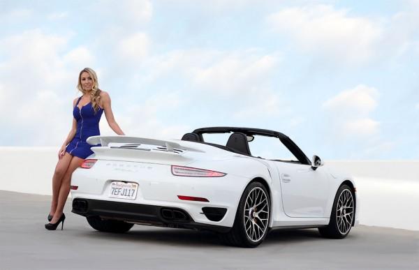 911 cabrio blue angel 4 600x387 at Weekend Eye Candy: Porsche 911 Cabrio & a Blue Angel