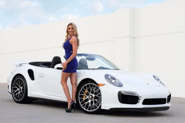 911 cabrio blue angel 9 600x400 at Weekend Eye Candy: Porsche 911 Cabrio & a Blue Angel