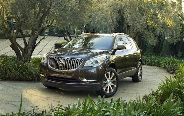 Buick Enclave Tuscan 1 at 2016 Buick Enclave Tuscan Edition Revealed