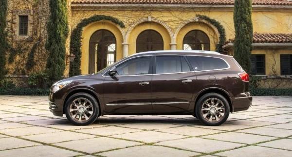 Buick Enclave Tuscan 2 600x324 at 2016 Buick Enclave Tuscan Edition Revealed
