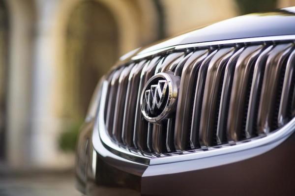 Buick Enclave Tuscan 3 600x399 at 2016 Buick Enclave Tuscan Edition Revealed