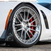 Corvette Z06 ADV1 10 175x175 at Gallery: Corvette Z06 C7 Slammed on ADV1 Wheels