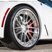 Corvette Z06 ADV1 11 175x175 at Gallery: Corvette Z06 C7 Slammed on ADV1 Wheels