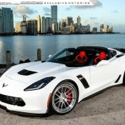 Corvette Z06 ADV1 4 175x175 at Gallery: Corvette Z06 C7 Slammed on ADV1 Wheels