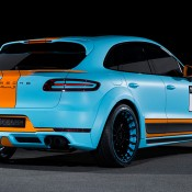 Hamann Porsche Macan Wide Body 1 175x175 at Gulf Liveried Hamann Porsche Macan Wide Body Unveiled