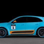 Hamann Porsche Macan Wide Body 2 175x175 at Gulf Liveried Hamann Porsche Macan Wide Body Unveiled