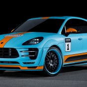 Hamann Porsche Macan Wide Body 3 175x175 at Gulf Liveried Hamann Porsche Macan Wide Body Unveiled