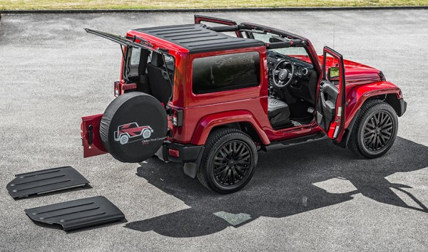 Kahn Design Jeep Wrangler 2 Door 0 600x354 at Kahn Design Jeep Wrangler 2 Door Version