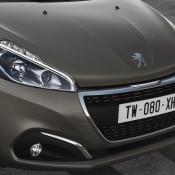 Peugeot 208 Textured Paint 4 175x175 at New Peugeot 208 Gets Textured Paint Option