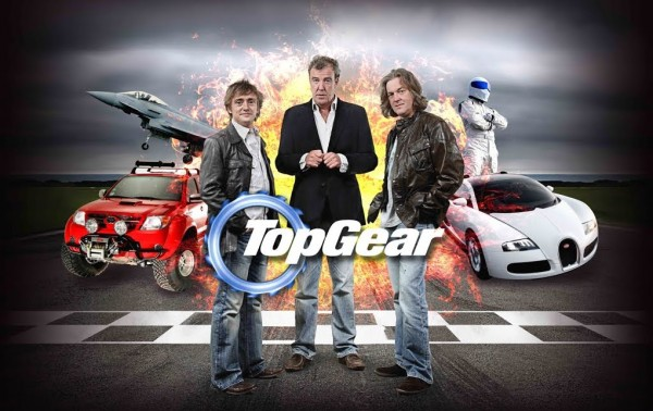 Top Gear Poster 600x378 at Will There Ever Be Another Clarksonian Top Gear?