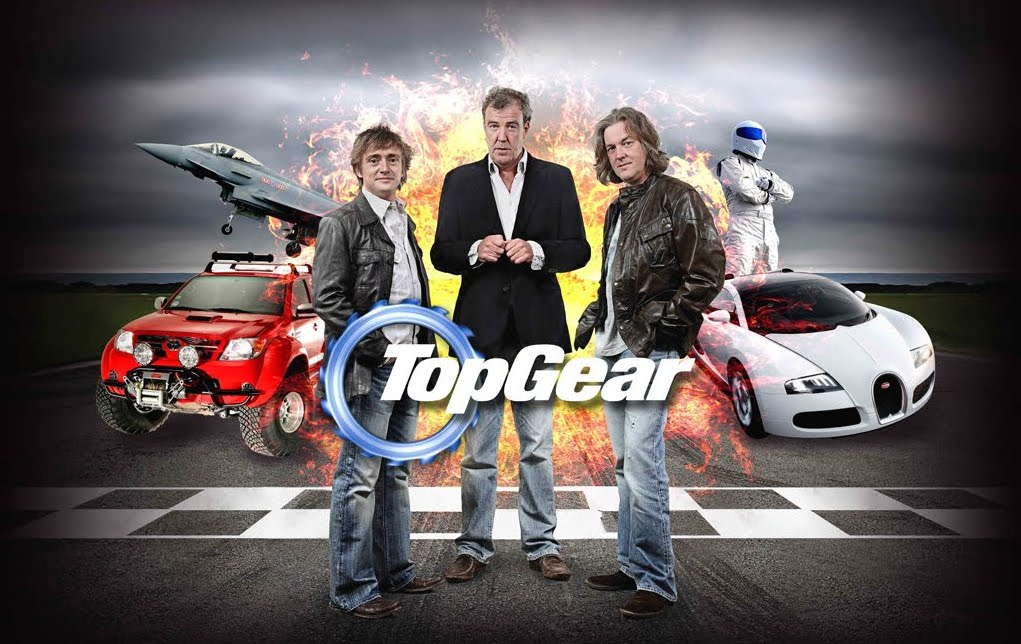 Top Gear Poster at Will There Ever Be Another Clarksonian Top Gear?