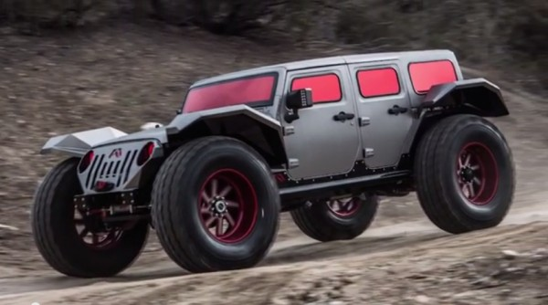 fab four legend 1 600x334 at Jay Leno Drives the Wonderful Fab Fours Legend