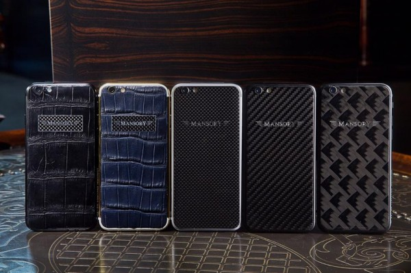 iPhone 6 Mansory 0 600x399 at iPhone 6 Mansory Edition Now Available