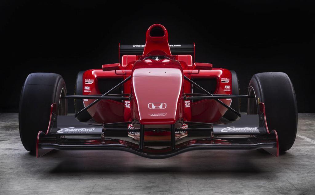 2015 Formula Lites Race Car Revealed