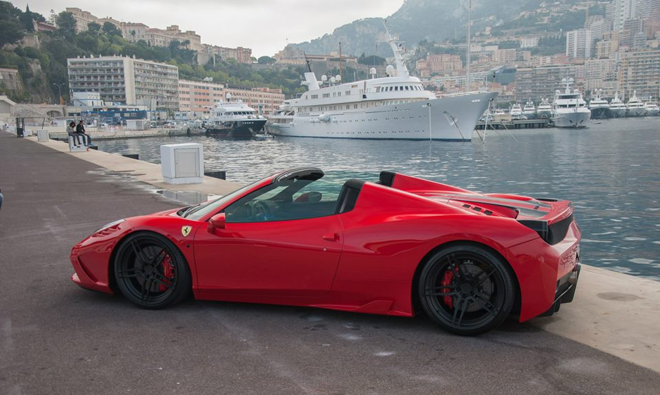 Ferrari 458 Italia by Luxury Custom