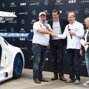 Mercedes SLS AMG GT3 Laureus 2 175x175 at Race Car for Charity: Mercedes SLS AMG GT3