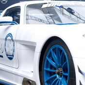 Mercedes SLS AMG GT3 Laureus 4 175x175 at Race Car for Charity: Mercedes SLS AMG GT3