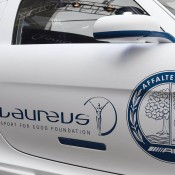 Mercedes SLS AMG GT3 Laureus 6 175x175 at Race Car for Charity: Mercedes SLS AMG GT3