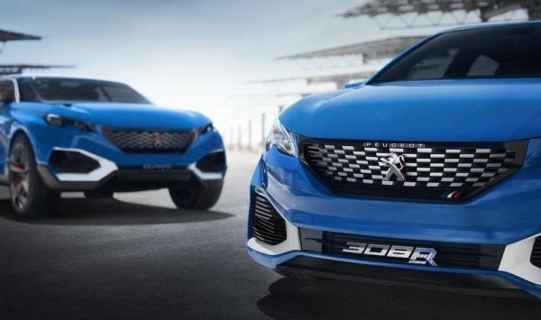 Peugeot 308 R HYbrid 00 600x355 at 500 hp Peugeot 308 R HYbrid Unveiled