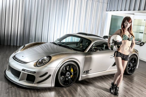 RUF taiwan CTR 0 600x400 at Weekend Eye Candy: RUF CTR3 Clubsport