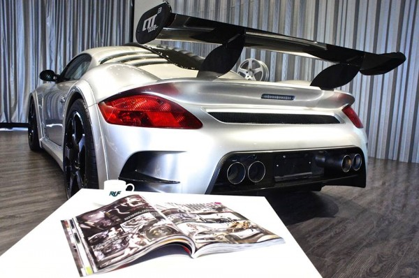 RUF taiwan CTR 5 600x398 at Weekend Eye Candy: RUF CTR3 Clubsport