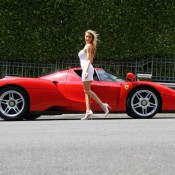 ferrari enzo model 1 175x175 at Weekend Eye Candy: Red Enzo and a Blondie