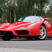 ferrari enzo model 10 175x175 at Weekend Eye Candy: Red Enzo and a Blondie