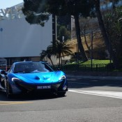 hamilton p1 2 175x175 at Lewis Hamilton's Blue McLaren P1 Spotted in Monaco