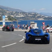 hamilton p1 6 175x175 at Lewis Hamilton's Blue McLaren P1 Spotted in Monaco