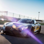 mercedes amg gt3 ring 4 175x175 at Mercedes AMG GT3 Spotted Tearing Up the 'Ring