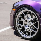 purple audi r8 8 175x175 at Gallery: Purple Audi R8 Spyder on HRE Wheels