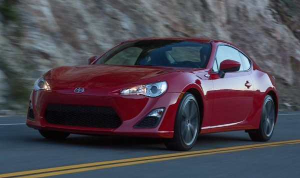 2016 Scion FR S 0 600x357 at Official: 2016 Scion FR S