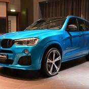 Custom BMW X3 1 175x175 at Custom BMW X3 Shows Up in Abu Dhabi
