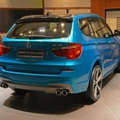 Custom BMW X3 11 175x175 at Custom BMW X3 Shows Up in Abu Dhabi