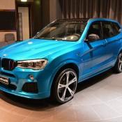 Custom BMW X3 2 175x175 at Custom BMW X3 Shows Up in Abu Dhabi