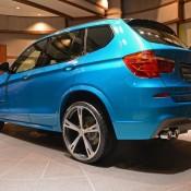 Custom BMW X3 4 175x175 at Custom BMW X3 Shows Up in Abu Dhabi