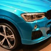 Custom BMW X3 6 175x175 at Custom BMW X3 Shows Up in Abu Dhabi