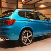 Custom BMW X3 8 175x175 at Custom BMW X3 Shows Up in Abu Dhabi