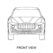 Maserati Levante leak 4 175x175 at Maserati Levante SUV Revealed in Leaked Patents