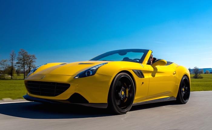 Novitec Rosso Ferrari California T Unveiled