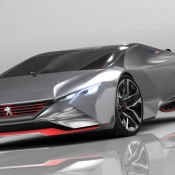 Peugeot Vision Gran Turismo 1 175x175 at Official: Peugeot Vision Gran Turismo Concept