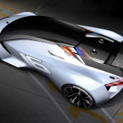 Peugeot Vision Gran Turismo 10 175x175 at Official: Peugeot Vision Gran Turismo Concept