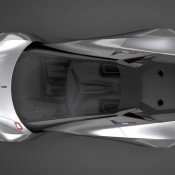 Peugeot Vision Gran Turismo 5 175x175 at Official: Peugeot Vision Gran Turismo Concept