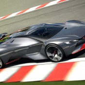 Peugeot Vision Gran Turismo 7 175x175 at Official: Peugeot Vision Gran Turismo Concept