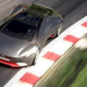 Peugeot Vision Gran Turismo 8 175x175 at Official: Peugeot Vision Gran Turismo Concept