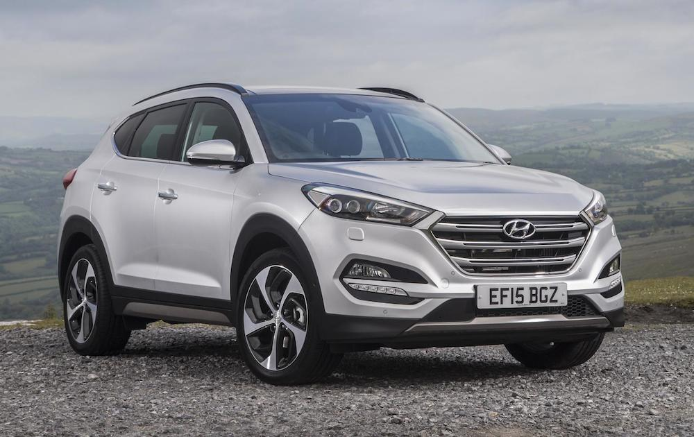 2016 hyundai tucson priced from 18 695 in the uk. Black Bedroom Furniture Sets. Home Design Ideas