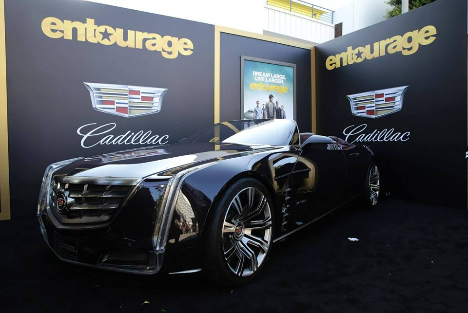 Cadillac Ciel Entourage Movie 0 at Gallery: Cadillac Ciel at Entourage Movie Premiere