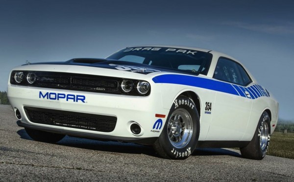 Challenger Drag Pak 0 600x371 at Mopar Releases New Challenger Drag Pak