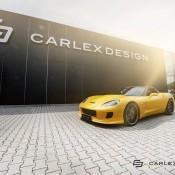 Corvette C6 Yellow Line 1 175x175 at Corvette C6 Yellow Line by Carlex Design